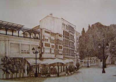 Plaza Alcolea