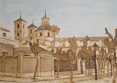 Santo Domingo desde Las Claras