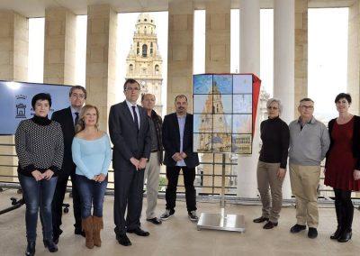 Collage de estilos para el Ayuntamiento de Murcia