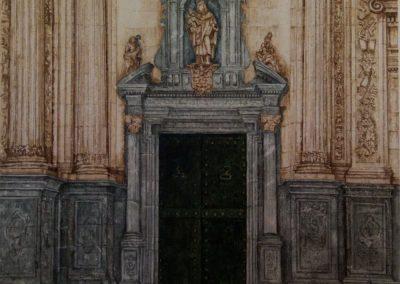 Puerta de San Jose (Catedral de Murcia).