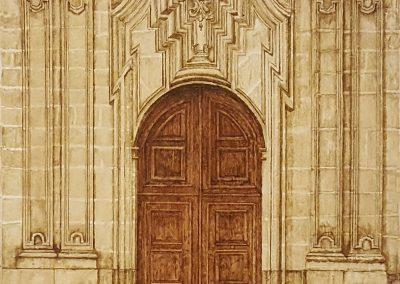 Puerta de San Pedro.