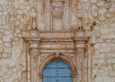 Santa Maria Magdalena Cehegín. Murcia