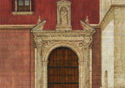 Santo Domingo. (Murcia)