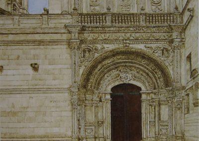 Puerta de las Cadenas.